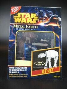 Star Wars AT-AT atat 3d Métal Puzzle Modèle laser cut en KIT, NEUF