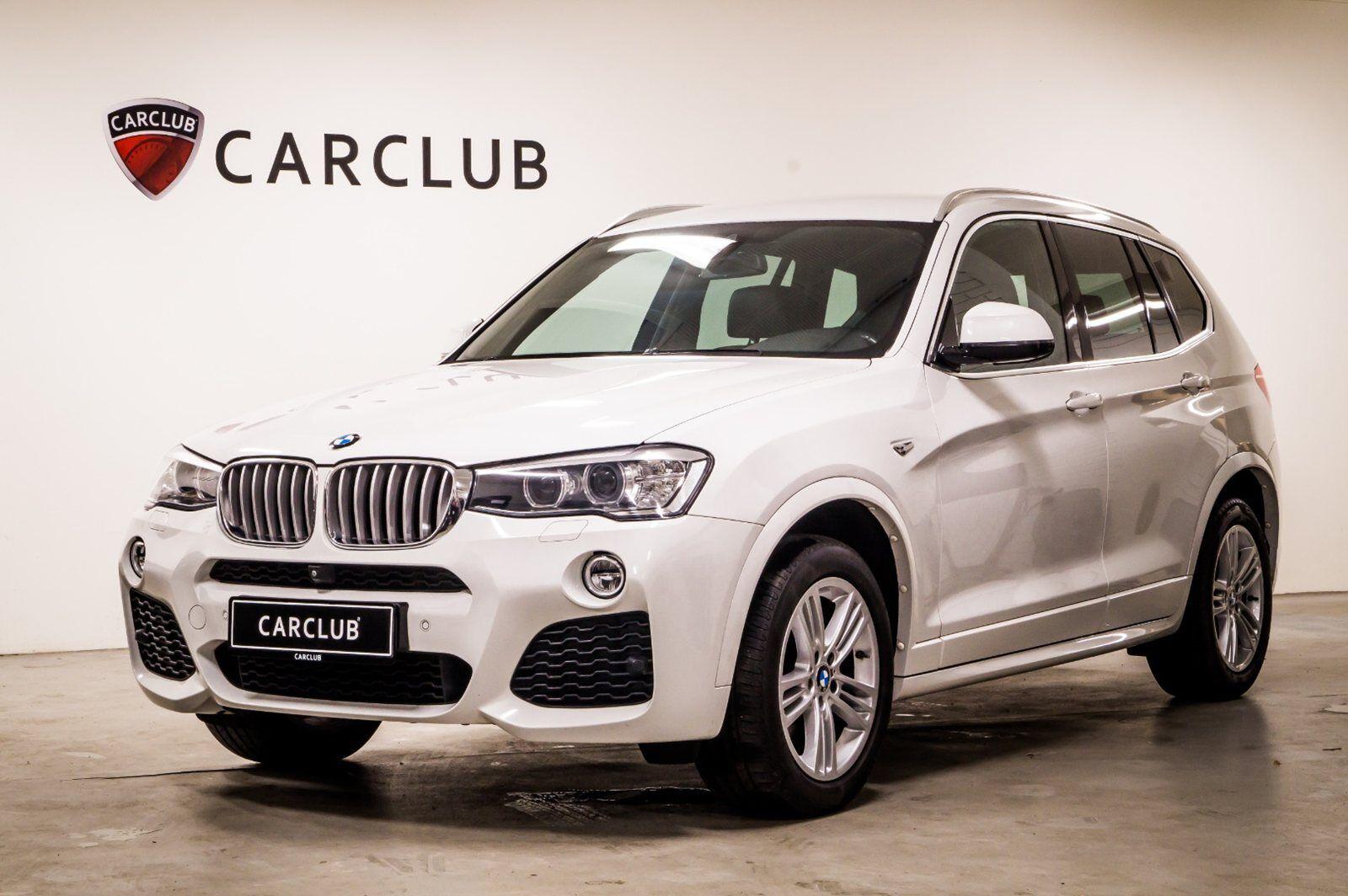 BMW X3 3,0 xDrive30d aut. 5d - 519.900 kr.
