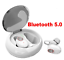Dual-Bluetooth-5-0-Headset-Earphone-Wireless-Earbud-with-Handsfree-Stereo-Music thumbnail 3