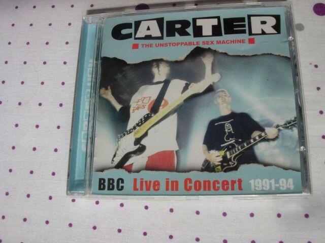 Carter USM - BBC Live in Concert 1991-1994 (CD)