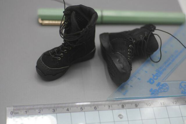 MODELING MMS9004 1//6 MILITARY SERIES S.D.U SPECIAL DUTIES UNIT Boots Hollow