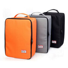 Large Waterproof DSLR SLR Camera Insert Partition Padded Bag Pouch Case Cover N