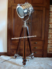 Hollywood Vintage Studio Floor Lamp Searchlight Spotlight With ...