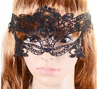 Sexy Lace Eye Mask Masquerade Ball Halloween Party Fancy Dress Costume Womens