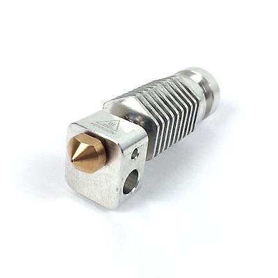 Hexagon 3D Printer All Metal Filament Hot End Nozzle - 1.75 & 3.00mm - RepRap