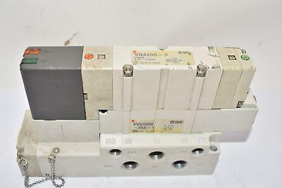 SMC VVQ4000-20A-1  Pneumatic Valve