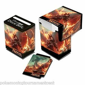Sarkhan-Vol-Fate-Reforged-ULTRA-PRO-deck-box-FOR-MTG-CARDS