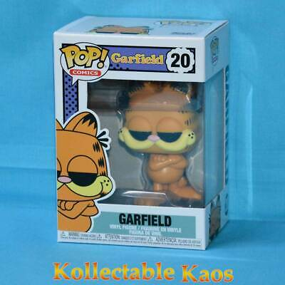 Garfield Garfield Pop Vinyl Figure 20 Ebay