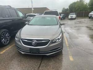 2018 Buick La Crosse Premium SUN AND SHADE PACKAGE, HTD STEERING, RMT S