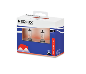NEOLUX-H7-Halogen-Autolampe-NEOLUX-Extra-Light-H7-DUO-BOX