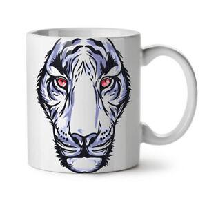 Face Wild Animal Tiger NEW White Tea Coffee Mug 11 oz | Wellcoda