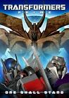 Transformers Prime One Shall Stand 0826663133868 DVD Region 1