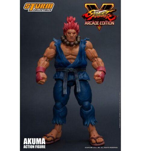 Storm Collectibles - Street Fighter V Arcade Edition - Akuma Gouki Nostalgia Cos