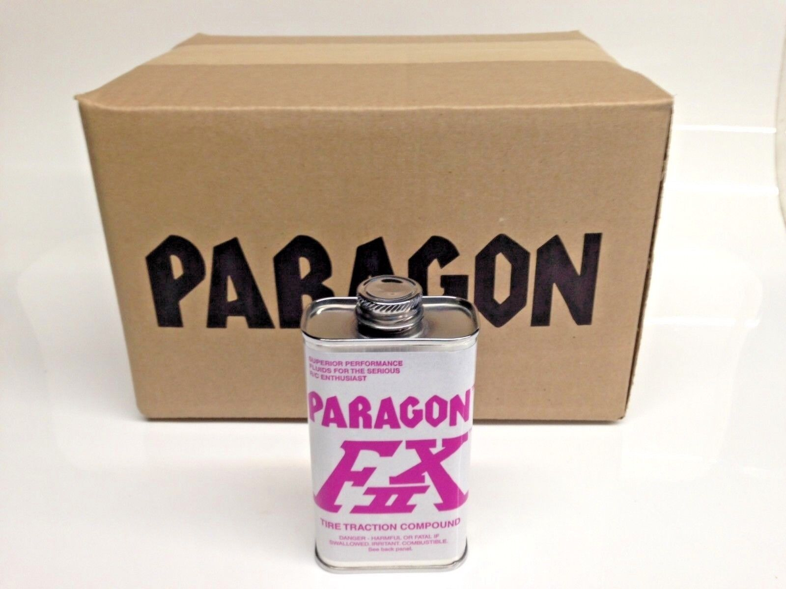 Paragon  FX II Tire Traction 8 oz  HALF CASE 21 qty.