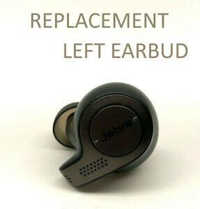Replacement Left Earbud Only Jabra Elite 65t True Wireless Copper Black Ebay
