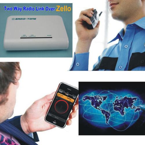 Radio Channel consulte a su teléfono Smart sobre el Via Zello RT-roip World 1