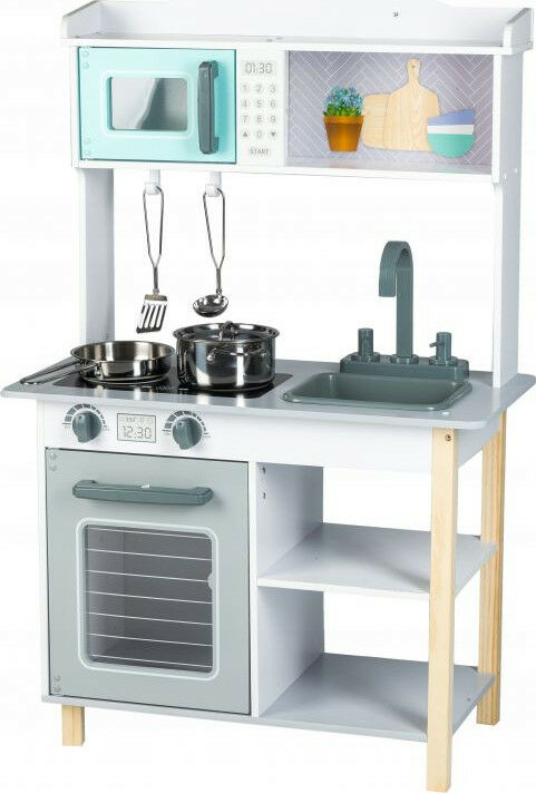 Holzküche hölzerne Küche mit Zubehör Kinderküche Holz Spielküche Spielzeugküche Spielzeugküche Spielzeugküche 46f89a