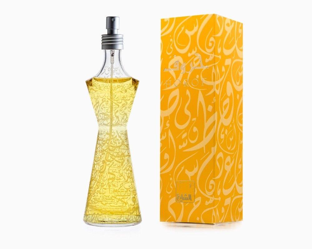 Horof by Al Shaya Perfumes 200ml Eua De