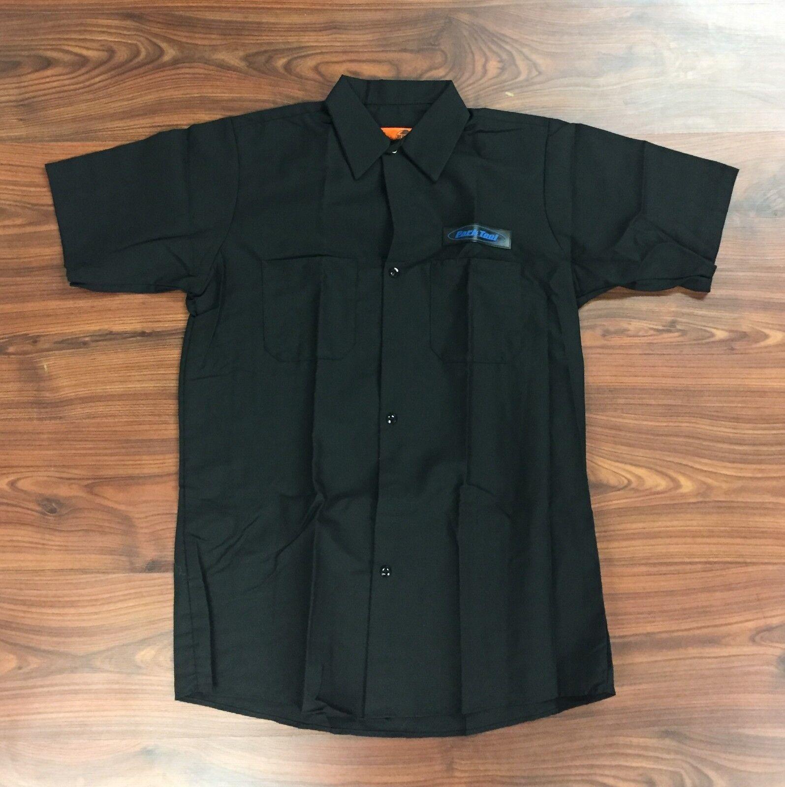 Park Tool Mechanic Work Shirt Size Large New