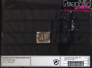 Norddeutscher-Postbezirk-D4-Pracht-gestempelt-1870-Dienstmarke-6872146