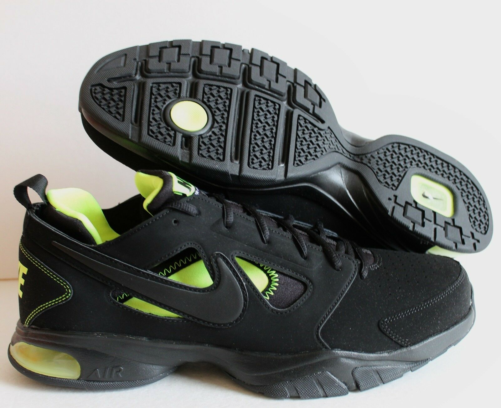 NIKE TR Hombres COMPETE TR NIKE 2 Negro-AIR Volt [488006-004] 059ed3