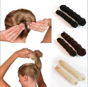 2pcs-eponge-coiffeur-Donut-Bun-Maker-Magic-ancien-anneau-Vo