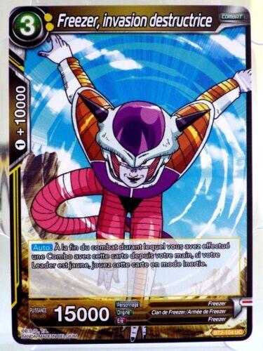 CARTE DBS BT2-104 UC UNION FORCE Dragon Ball Super Card Game