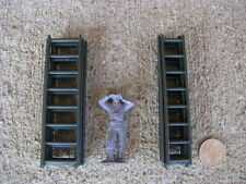 Ideal Trench Fort Ladders WWI Alamo 1/32 54MM Toy Soldiers