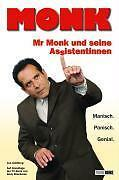 Monk, Bd. 4: Mr Monk und seine Assistentinnen von Goldberg, Lee