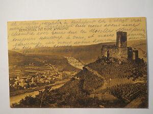 Berncastel-mit-Ruine-Landshut-1914-AK