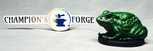 D&D Icons of the Realms Storm King's Thunder Giant Frog #8 Common