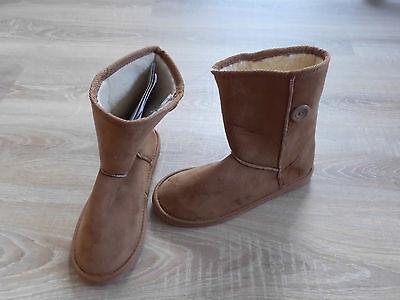 Hausschuhe Stiefel Boots für Damen Zapato Europe Gr.40
