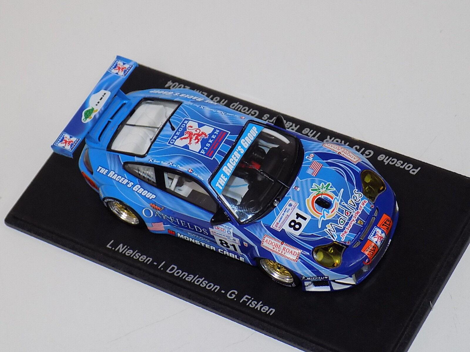 1 43 Spark Porsche 911 GT3 RSR RSR RSR Car Hours of LeMans  S0922 7052e6