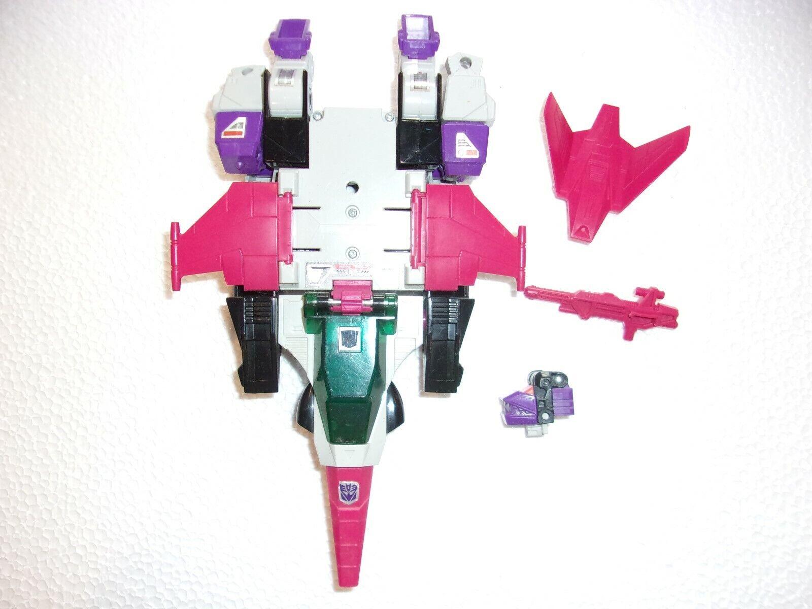Apeface Headmaster  100% Complete 1987 Vintage G1 Transformers Action Figure