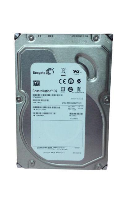 "Seagate Constellation ES ST500NM0011 500GB 3.5"" Hard Drive 9YZ162-080"