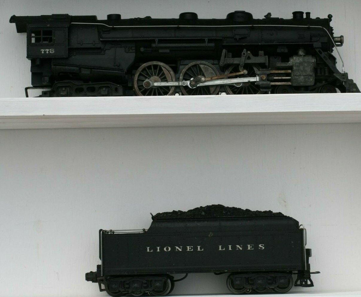 Lionel PW 1950-66 2046W/736W Whistling Tender Service Manual Other O ScaleHacked by H3x0r 5h4d0w Washington DC Limousine and sedan service