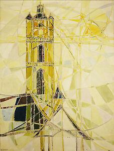 Odile-Desormeaux-Xx-Kirche-Batz-auf-Meer-Galerie-Bernheim-1973-Guerande