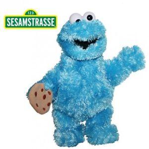 Kruemelmonster-Sesamstrasse-37-cm-Pluesch-Figur-Kuscheltier-Stofftier