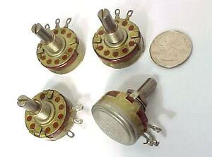 50K 50000 Ohm 1 Watts QTY-1 amplificador de tubo de Allen Bradley