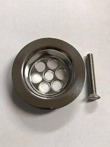 Kitchen Basin Sink Plug Hole Spare With Screw Ebay