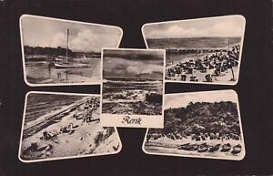 Rerik , DDR , Ansichtskarte, gelaufen - Rostock, Deutschland - Rerik , DDR , Ansichtskarte, gelaufen - Rostock, Deutschland