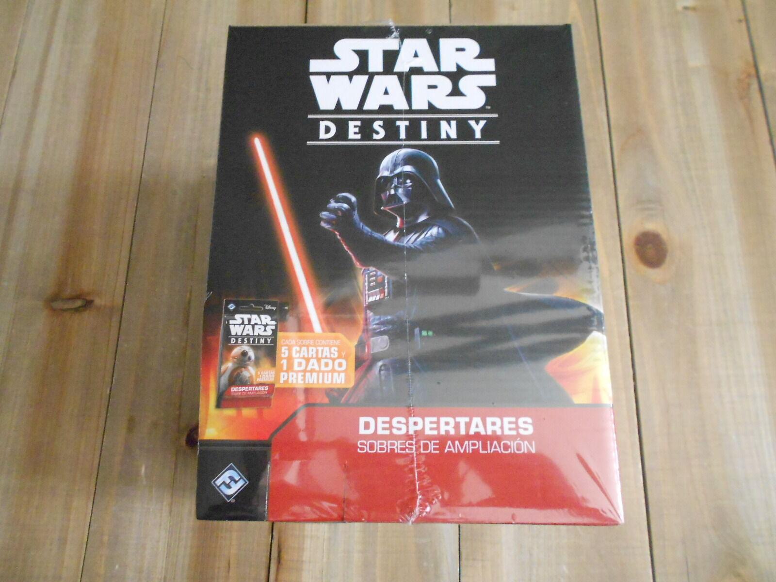 stjärnornas krig Destiny - Booster Kit 36 Envelopeppes R 65533;65533;slöjor --fantasi Fljus spel
