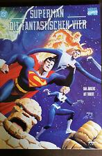 Edition 2000 # 1-SUPERMAN/FANTASTICI QUATTRO (DC crossover 29) - Dino-Top
