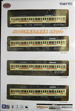 1/150 N scale TOMYTEC Train / Railway Tokai line series JR103 4 cars