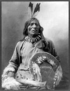 Photo 1899 Indian Medicine Man