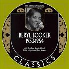 1953-1954 * by Beryl Booker (CD, Aug-2007, Classics)