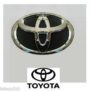 2007 2008 toyota camry front grille emblem oem 75311 06060 new ebay. Black Bedroom Furniture Sets. Home Design Ideas