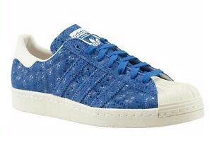 Image is loading Rare-Womens-casual-Adidas-Superstars-80s-Sports-Walking-