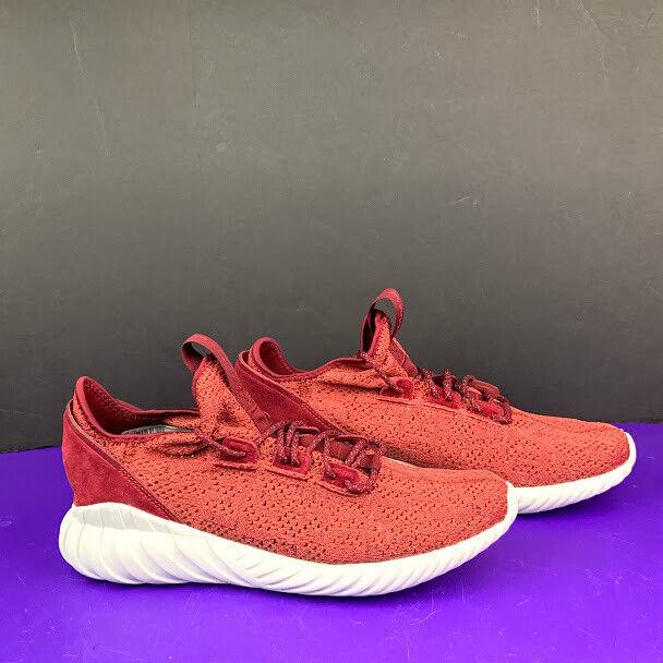 Adidas TUBULAR DOOM SOCK PRIMEKNIT Running Sneaker shoes Men's Size 10 BY3560
