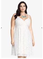 Torrid Lace Sun Dress -Size 3